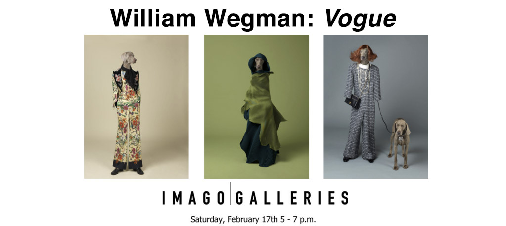 William Wegman: Vogue