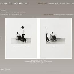 Craig Starr Gallery, 2014